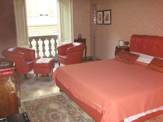 Soggiorno Panerai: Beautiful room
