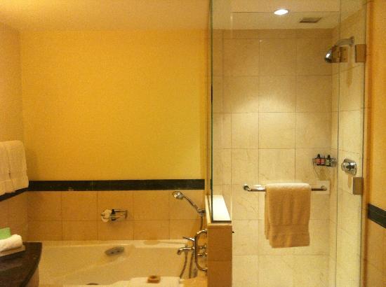 Four Seasons Hotel Amman: Fresh room