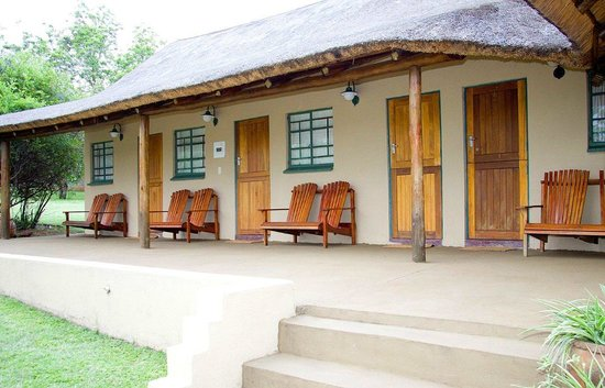 Jock of the Bushveld Chalets: Self Catering Rooms