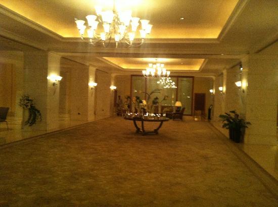 Four Seasons Hotel Amman: hotel