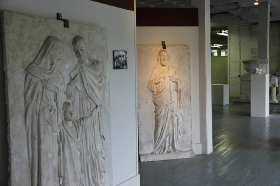 Vermont Marble Museum: Exhibit Entrance