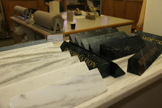 Vermont Marble Museum: Paper Weight $9.99