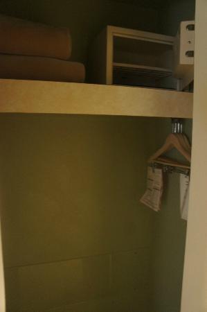 Regency Hotel Miami: Closet