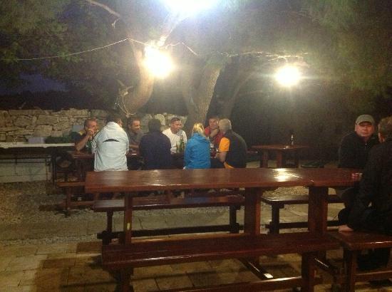 Zirje Island, Kroatien: Plätze