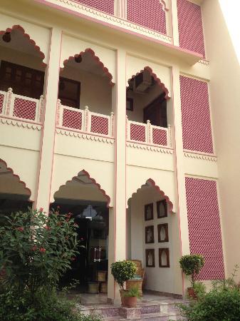 Hotel H.R. Palace: Slaapkamer