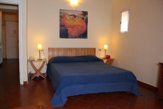 Palazzo Olivia: спальня