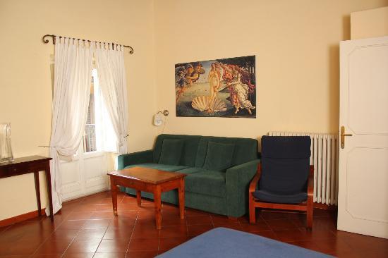 Palazzo Olivia: Rosina - спальня