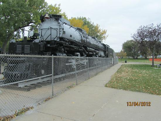 Cheyenne, WY: Engine 4-8-8-4
