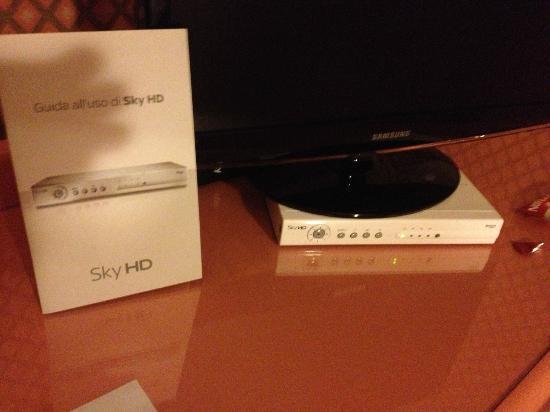 Hotel Cairo : HD + SKY