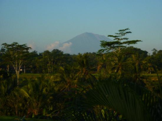 Villa Sebali : Mountain view from Sky Bedroom