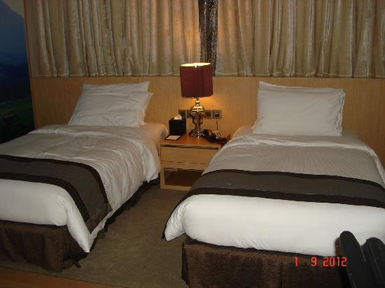 هورايزون هوتل: Twin Bed Room 