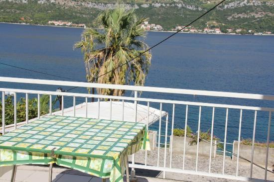 Villa Depolo: Balcony