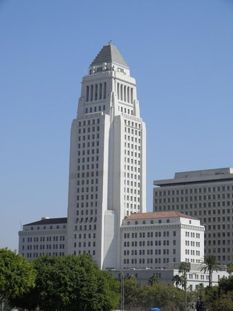 Photo of Monument / Landmark City Hall at 200 N. Spring St. Between First And Temple, Los Angeles, CA 90012, United States