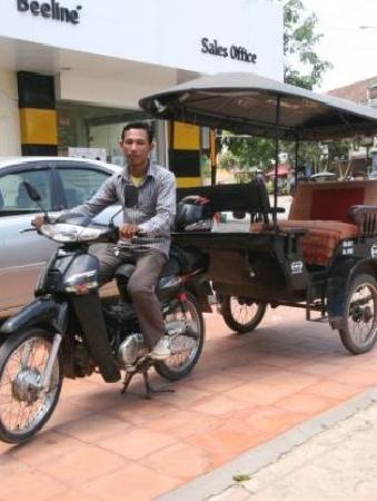Taxi Siem Reap Angkor Private Day Tours