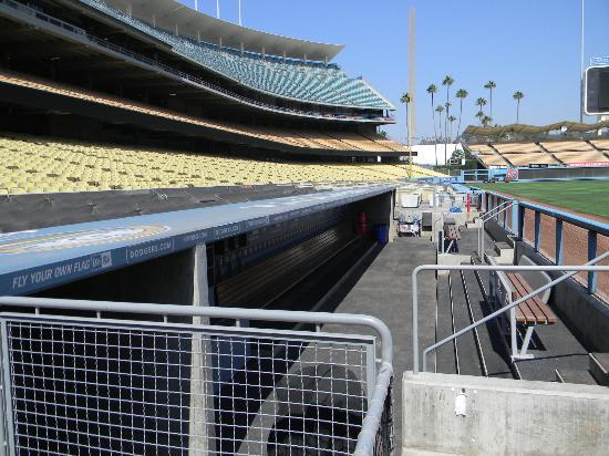 Guided Tour Dodgers Stadium
