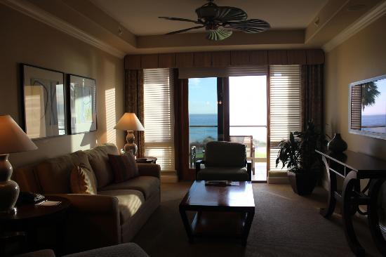 Dolphin Bay Resort & Spa : Suite