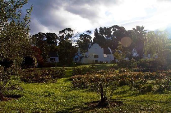 Wildekrans Country House: Beautiful garden