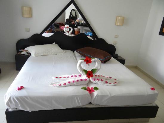 Hotel Cedriana: ACCUEIL DE CHAMBRE