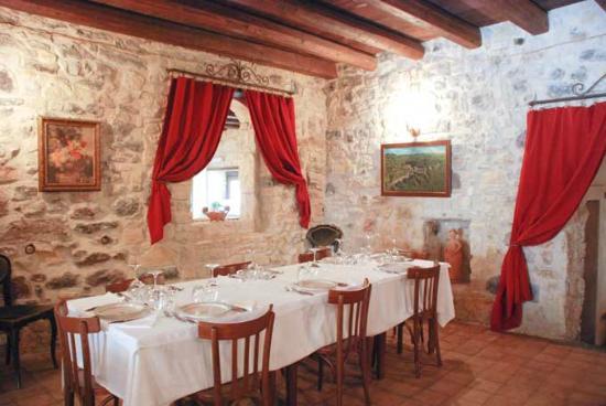 Agriturismo Terraliva: ristorante