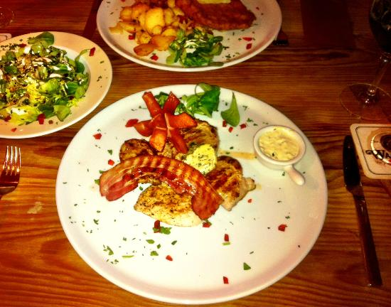 Stephan's Wirtshaus: Stephans - mixed grill