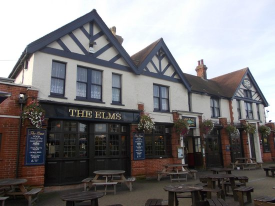 The Elms Leigh On Sea Restaurant Reviews Phone Number Photos Tripadvisor