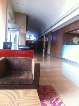 The Fern Ahmedabad: Lobby