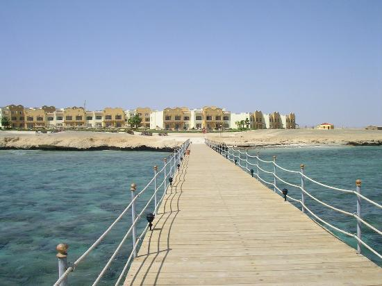 Steg Bild Von Concorde Moreen Beach Resort Spa Marsa Alam