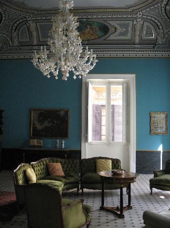 Palazzo Montevago: Un des salons