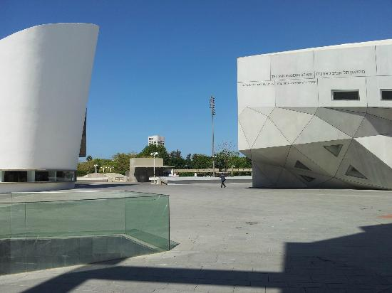 Museo de Arte de Tel Aviv: The Tel Aviv Museum of Art