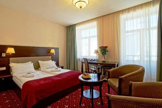 Rixwell Old Riga Palace Hotel: Superior room with balcony