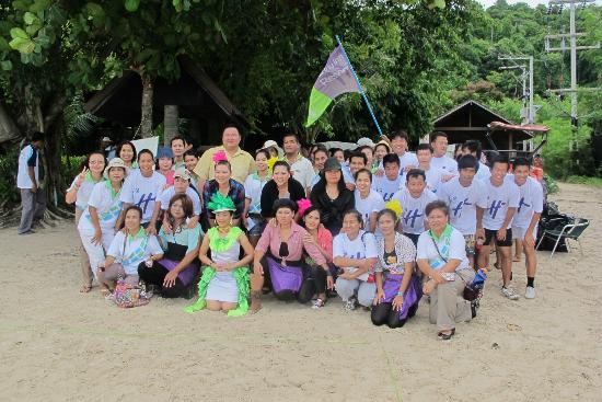 Holiday Inn Resort Phi Phi Island : The staff - fantastic