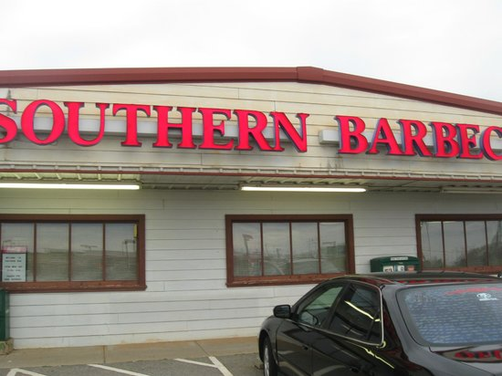 Southern Barbecue: come for the q