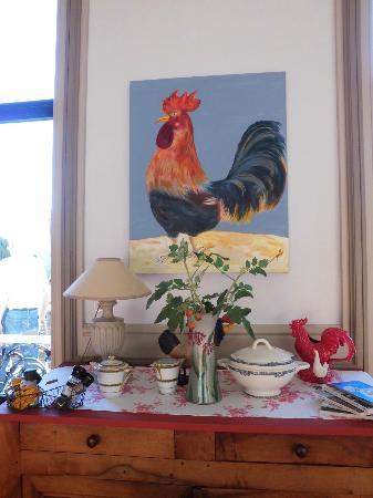 Le Clocher: Im Restaurant