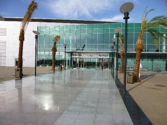 Tabouk Province, Saudi Arabia: Tabouk Airport