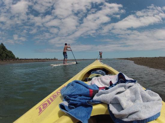 Waidroka Bay Resort: SUP's