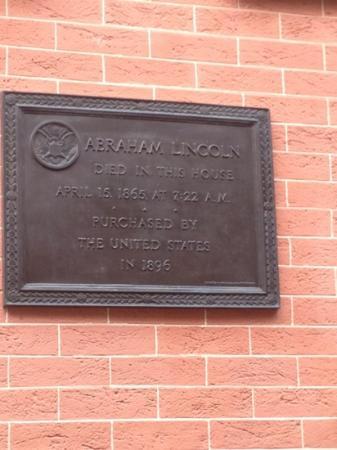Petersen Boarding House: outside the house