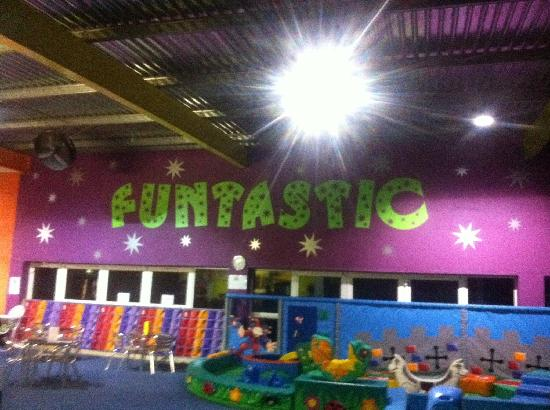Funtastic Softplay Centre: Inside Funtastic