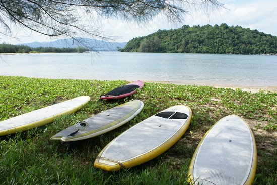 Sup Thai Longtail: SUP Bay Prime SUP Location
