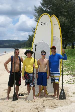 Sup Thai Longtail: SUP Adventure
