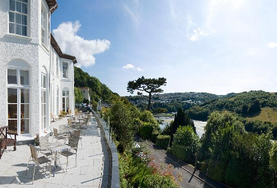 Commonwood Manor: Amazing Views from our Terrace