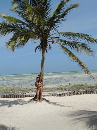 Jacaranda Beach Resort: spiaggia