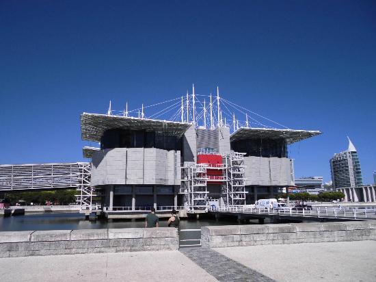 Parque das Nacoes: Oceanario