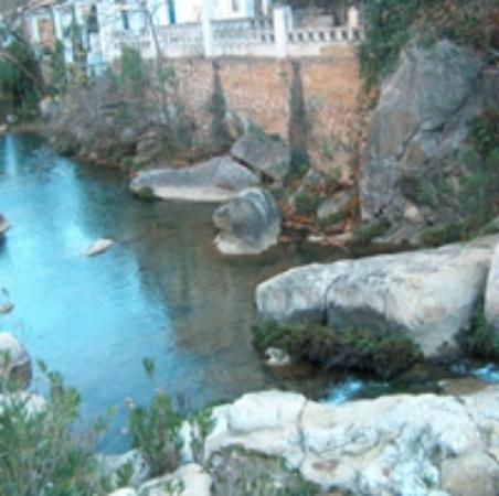 Bunol, Spain: La Jarra (Rio Buñol)