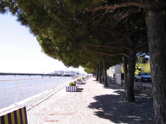 Parque das Nacoes: Passeo de Neptuno