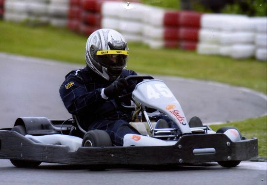 Lakeside Karting: Living the dream!