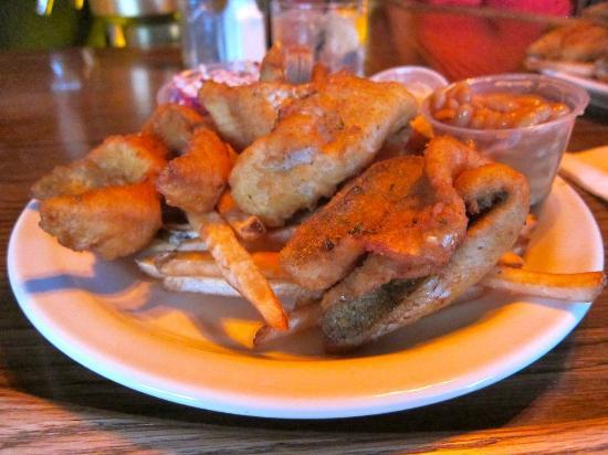 Bayside Tavern: Perch Fish Fry