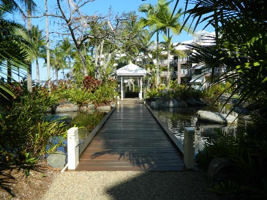 Coral Sands Beachfront Resort: resort