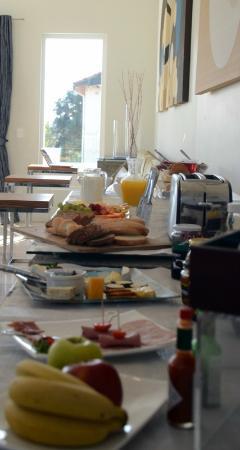 Villa Zest Boutique Hotel: favolosa colazione