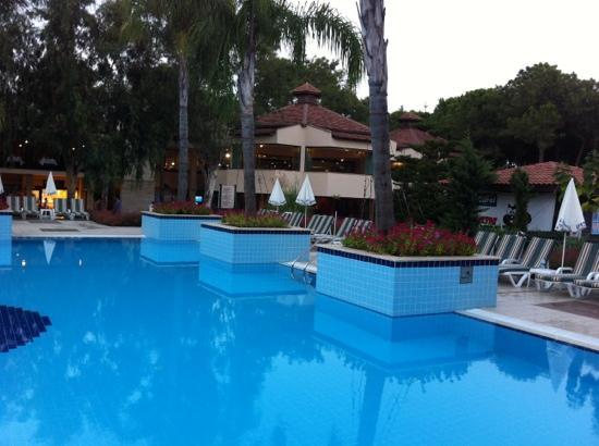 Champion Holiday Village: бассейн