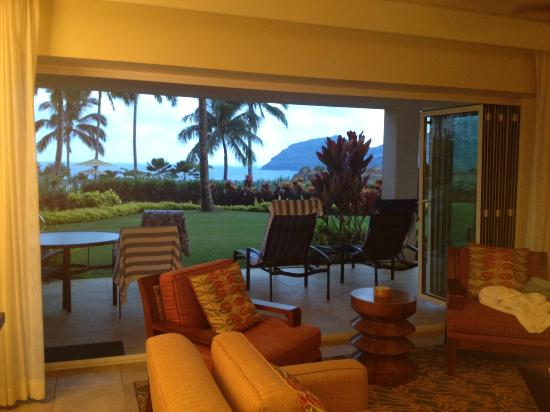 Marriott's Kauai Lagoons - Kalanipu'u: Perfect View!